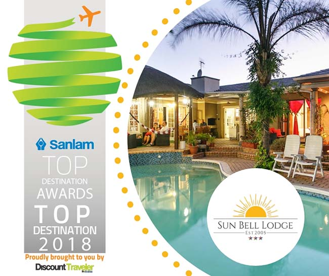 Sanlam Awards Top Destination Winner