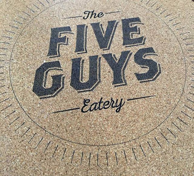 Five Guys Eaterie